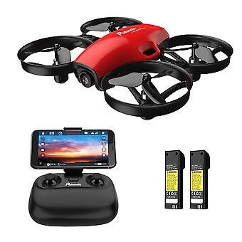 Drone Rc Fpv Lietadlo s hd kamerou, Wifi Selfie Quadcopter