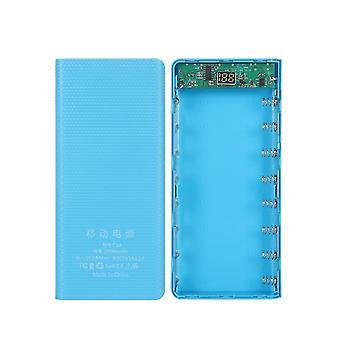 Power Bank -kotelon ulkoinen akkulatauskuori matkapuhelimien lataamiseen