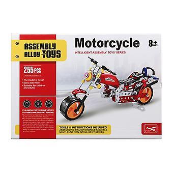 Construction set Motorcycle 117530 (255 pcs)