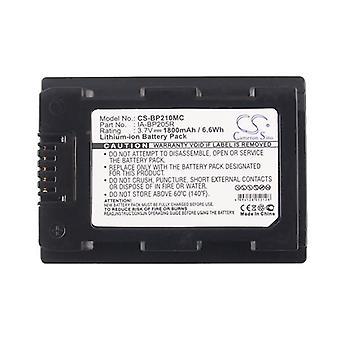 Cameron Sino Bp210Mc Battery Replacement For Samsung Camera