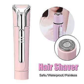 Femmes Mini Electric Facial Hair Remover Rasoir