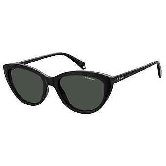 Polaroid Butterfly Sunglasses - Black