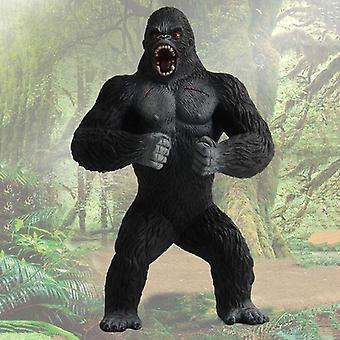"7.5 "" King Kong Skull Island Gorilla Action Figure Toy"