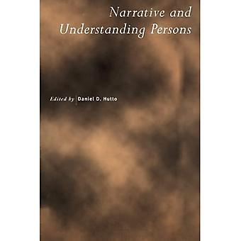 Narrative and Understanding Persons