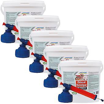 Sparset: 5 x SCHOPF® Ektosol® Piimaa, 1 kg + jauhe-atomointiaine