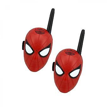 Spider-man Talkie Walkie