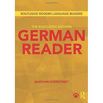 The Routledge Modern German Reader (Routledge Modern Language Readers)