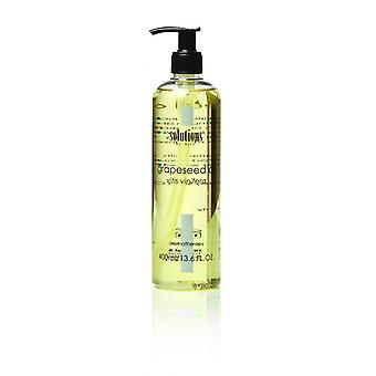 Hive av skönhet massage aromaterapi Grapeseed Carrier Oil Doftfri - 500ml