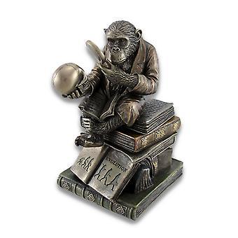 智能黑猩猩学者饰品盒斯塔什盒
