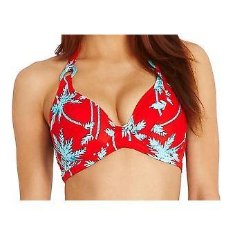Freya Sud Pacifico AS3550 W Top Bikini a collo alto ferretto