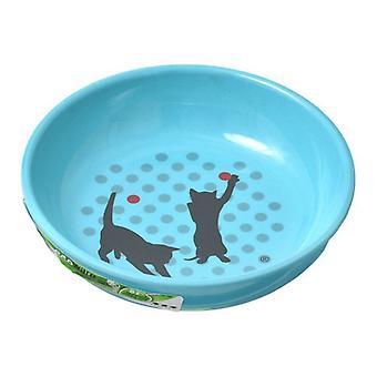 Van Ness Ecoware Non-Skid Degradable Cat Dish - 1 count