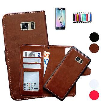 Samsung Galaxy S7-skóra Case/magnetyczne skali