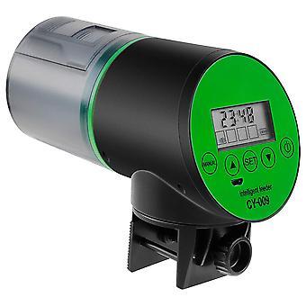 Mangeoire automatique pour poissons - Minuterie rechargeable Mangeoire à poissons avec chargeur USB