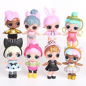8 Lol Surprise Doll Doll Toy Décoration