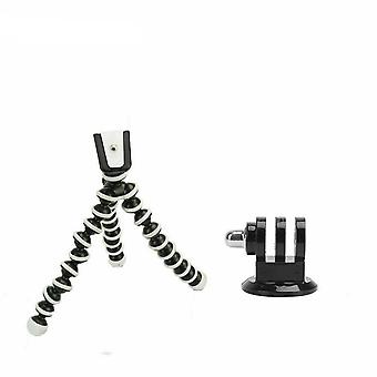 Telesin Flexible Trépied Support Support Support Pour Gopro Hero Max Dji Action Camera