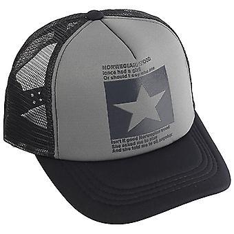 カップル野球帽子サンバイザーヒップホップホローハット