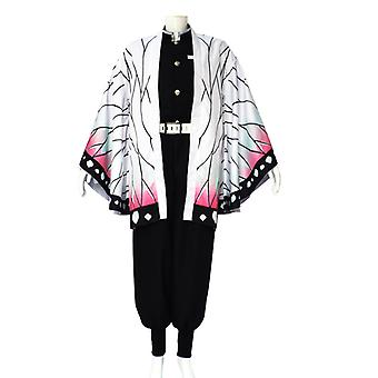 Demon Slayer Cosplay Costume Butterfly Ninja Cos Suit