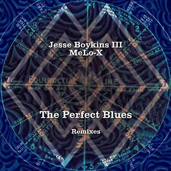 Jesse Boykins III - Perfect Blues Remixes 10' [Vinyl] USA import