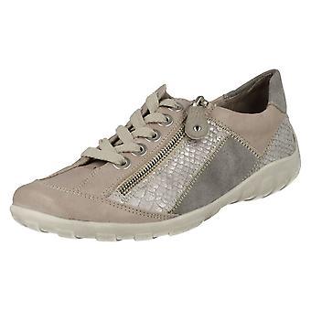 Dames Casual Remonte Lace Up schoenen R3419
