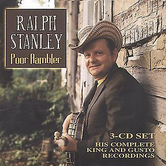 Ralph Stanley - Poor Rambler [CD] USA import