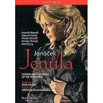 L. Janacek - importation USA Jenufa [DVD]