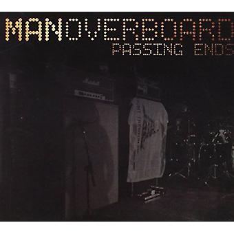 Man Overboard - Passing Ends [CD] USA import