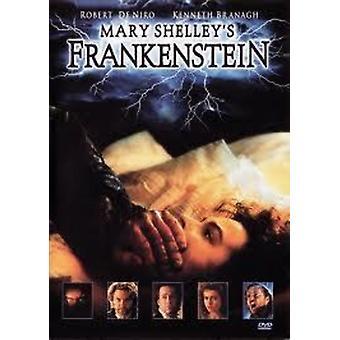 Mary Shelley's Frankenstein [DVD] USA import