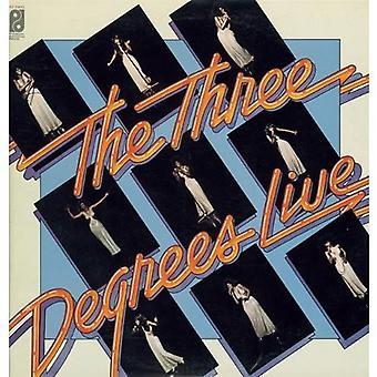 Three Degrees - Three Degrees Live [CD] USA import