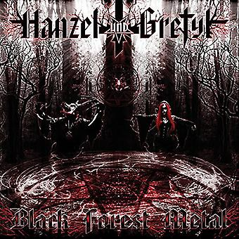 Hanzel Und Gretyl - importação EUA Metal floresta negra [vinil]