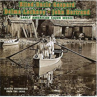 Gaspard/Lachney/Bertrand - Early American Cajun Music [CD] USA import