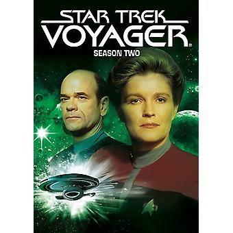 Star Trek: Voyager - sesong to [DVD] USA import