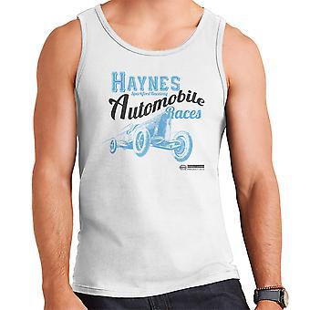 Haynes merk Sparkford Raceway wedstrijden Mannen Vest