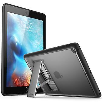 Uusi Apple iPad 9,7 tuuman 2017 tapauksessa i Blason Halo sarja Kickstand Premium Slim hybridi suojakotelo