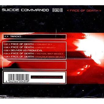 Suicide Commando - Face of Death [CD] USA import