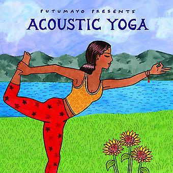Putumayo Presents - Acoustic Yoga [CD] USA import