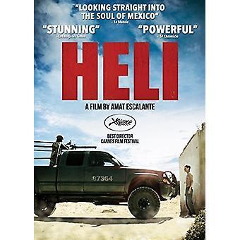 Heli [DVD] USA import