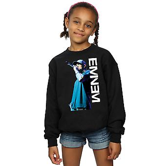 Eminem Girls Mic Pose Sweatshirt