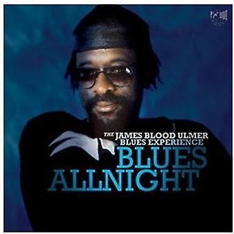 James Blood Ulmer - Blues Allnight [CD] USA import