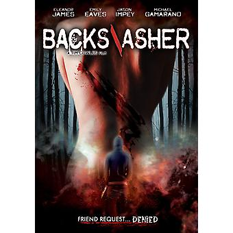 Backslasher [DVD] USA import