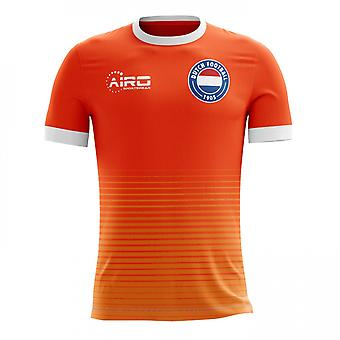 2020-2021 Holland Home Concept Football Shirt - Adult Long Sleeve