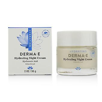 Derma E Hydrating Night Cream - 56g/2oz