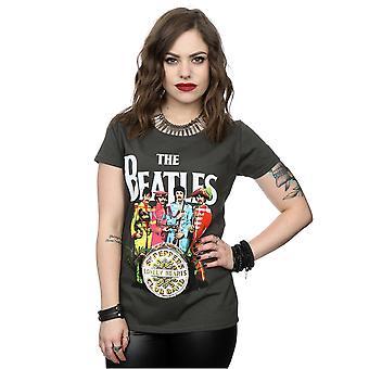 De Beatles Women's Sgt Pepper T-Shirt