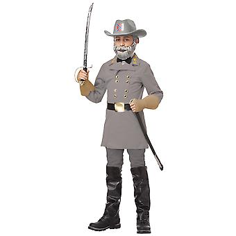 Confederate General Robert E. Lee Colonial Civil War Commander Boys Costume