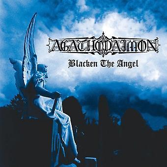 Agathodaimon - Blacken the Angel [CD] USA import