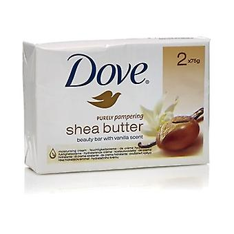 Dove Shea Butter Beauty Bar with Vanilla Scent