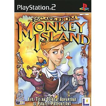 Escape From Monkey Island (PS2) - Neu
