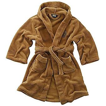 Star Wars Jedi Bath Robe Kid marrone - taglia media