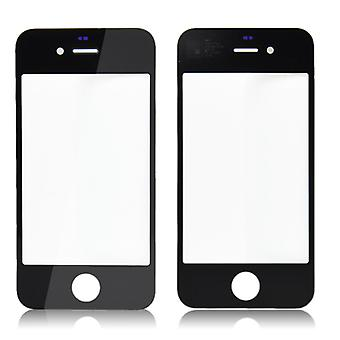 Replacement For iPhone 4 - LCD Glass - Black