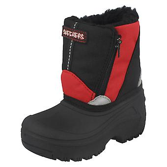 Boys Skechers Winter Snow Boots