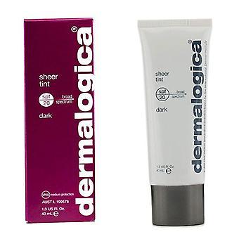 Dermalogica pure tint vocht Spf20 (donker)-40ml/1.3 oz